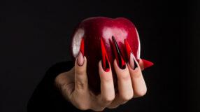 Unhas de Halloween: 40 modelos e tutoriais assustadoramente incríveis