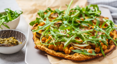 Pizza sem glúten: 18 receitas saudáveis e irresistíveis