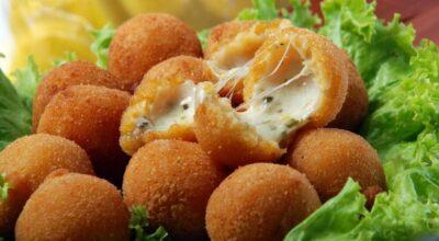 13 receitas de bolinha de queijo para comer de olhos fechados