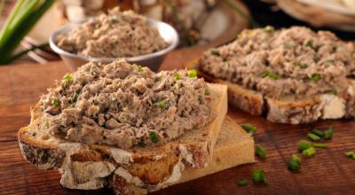 Patê de sardinha: 11 receitas perfeitas para quando bate aquela fome
