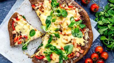 Pizza fit: 18 receitas para aproveitar o sabor desse prato sem sair da dieta
