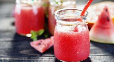 Suco de melancia: 10 receitas refrescantes para saborear a qualquer momento