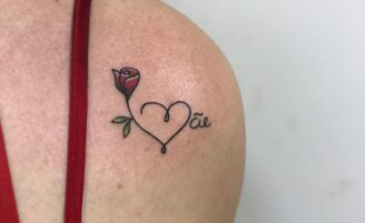 tatuagem de coracao capa