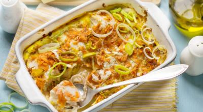 20 receitas de bacalhau ao forno para servir naquele almoço especial