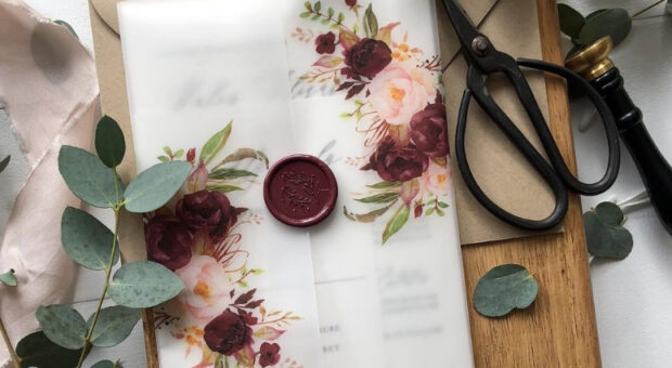 40 lindas ideias e tutoriais de convite de casamento rústico
