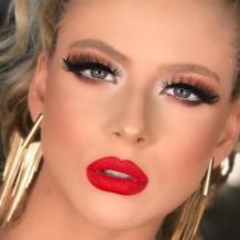 Maquiagem com batom vermelho: 25 ideias e tutoriais para arrasar