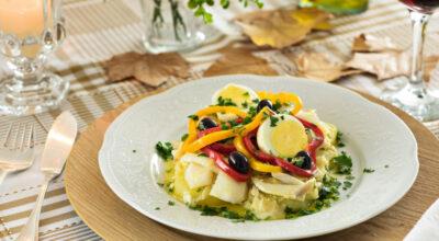 Bacalhau à Gomes de Sá: como preparar essa delícia portuguesa