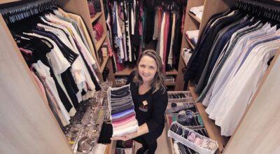 Dicas práticas e eficientes de como organizar o guarda-roupa