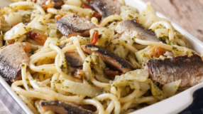 Macarrão com sardinha: 18 receitas para impressionar a família