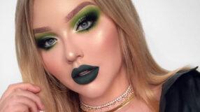 Maquiagem verde: 20 fotos de tirar o fôlego e vídeos com tutoriais