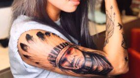 Tatuagem indígena: 80 fotos para resgatar toda a sua ancestralidade