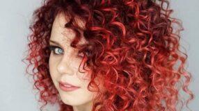 Ombré hair vermelho: 50 ideias para mulheres que amam essa cor forte