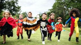 Brincadeiras de Halloween: 13 ideias para entreter a criançada