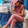 40 modelos de calça rosa para usufruir o melhor da cor