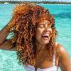 30 inspirações que mostram o poder de ser negra ruiva