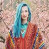 30 fotos de cabelo azul turquesa para se inspirar e renovar seu visual