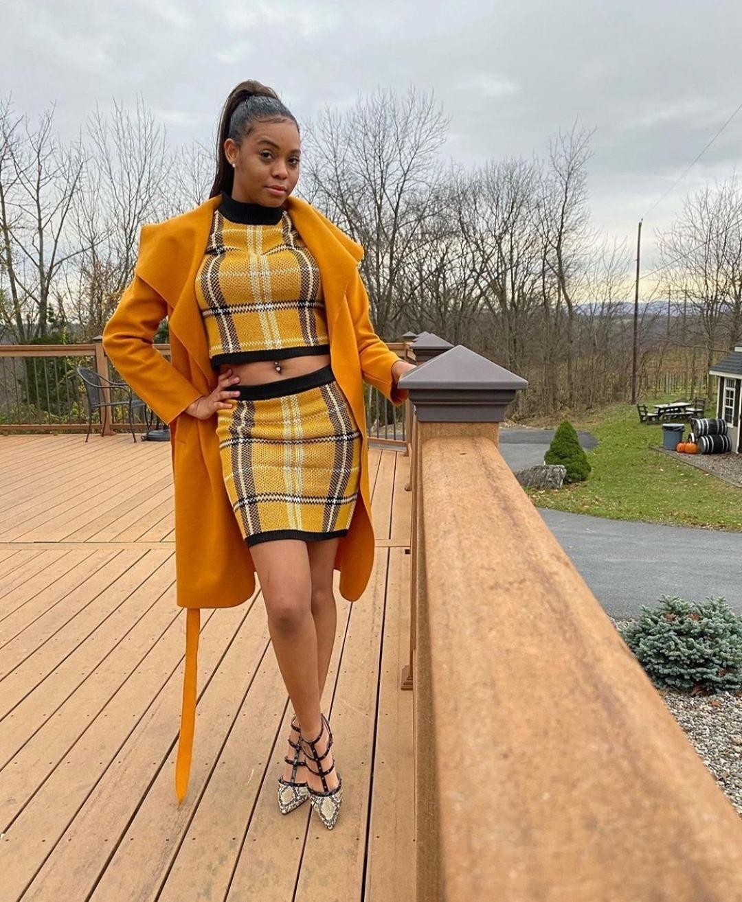 cropped xadrez 10 - 30 Outfits a cuadros para inspirarte y ponerte en tendencia
