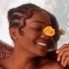 30 penteados para cabelo crespo curto cheios de personalidade e estilo