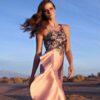 32 inspirações de vestido rose gold cheias de elegância e estilo