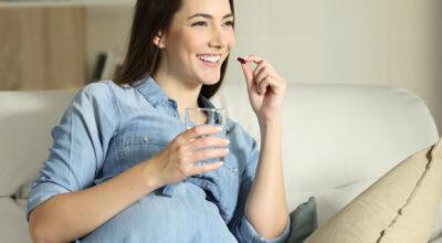 Como as vitaminas para gestante auxiliam na saúde da mamãe e do bebê