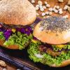 10 receitas de hambúrguer de soja para uma refeição mais leve