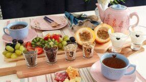 40 fotos de mesa de café da manhã para começar bem o dia
