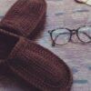 As melhores ideias de pantufas de crochê para deixar seu pé quentinho