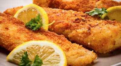 12 receitas de peixe na airfryer para uma refeição prática e saborosa