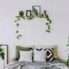 12 plantas para quarto que você precisa conhecer e aderir
