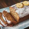 10 receitas de bolo de banana com aveia para caprichar no lanche nutritivo