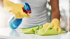 10 receitas de desinfetante caseiro para uma casa limpa e perfumada
