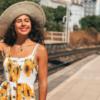 50 ideias de vestido de girassol que vão te deixar maravilhosa