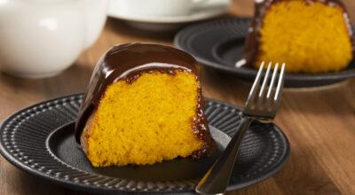 10 receitas de bolo de cenoura vegano deliciosas para você experimentar
