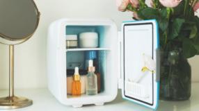 5 modelos de geladeira de skincare que vão te convencer a comprar uma