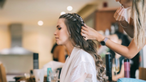 60 ideias de penteado solto para noiva que vão destacar sua beleza