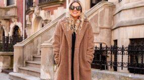 30 opções de casaco teddy para você se aquecer com muito estilo