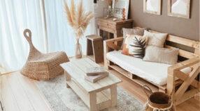 120 ideias de decoração com pallets para transformar seu lar
