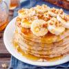 10 receitas de panqueca de banana fit para um lanche rápido e saboroso
