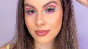 30 fotos de maquiagem com delineador para ser ousada e criativa