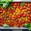 10 receitas de tomate confit que vão elevar o nível dos seus pratos