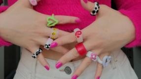 20 anéis de biscuit para se inspirar e fazer com as amigas