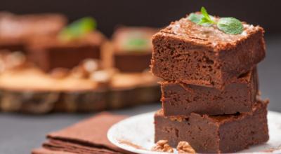 10 receitas de brownie low carb que são simplesmente irresistíveis
