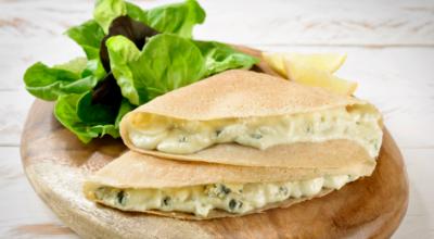 10 receitas de crepioca de queijo para preparar em poucos minutos
