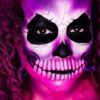 40 fotos e 4 tutoriais de maquiagem de caveira incríveis para o Halloween