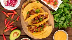 10 receitas de tacos mexicanos que são suculentas e crocantes