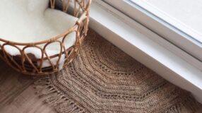 65 ideias de tapete de crochê para quarto que vão renovar o seu cantinho