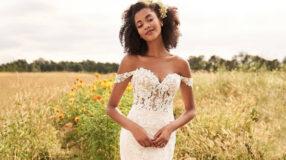 30 modelos de vestido de noiva boho que são delicados e cheios de estilo
