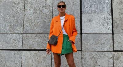 40 looks que mostram diferentes cores que combinam com laranja