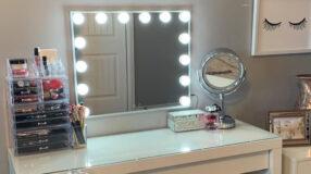 45 fotos de espelho camarim para uma decoração cheia de personalidade